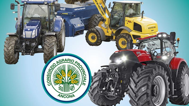 Usato cap ancona dispositivo arresto motori lombardini for Consorzio agrario cremona macchine agricole usate